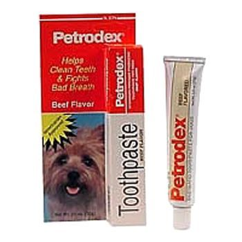 Dog Toothpaste Beef Flavored