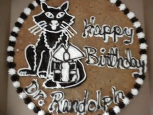 Happy Birthday, Dr. Randolph!