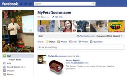 My Pet's Doctor Facebook