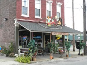 Dining on ribs at Smoketown USA in downtown Louisville was a barbecue delight!